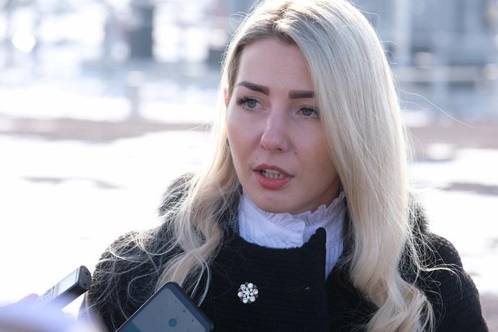 На фото: Дарья Овсянникова, директор регионального представительства по Алматинской области Kazakh Invest