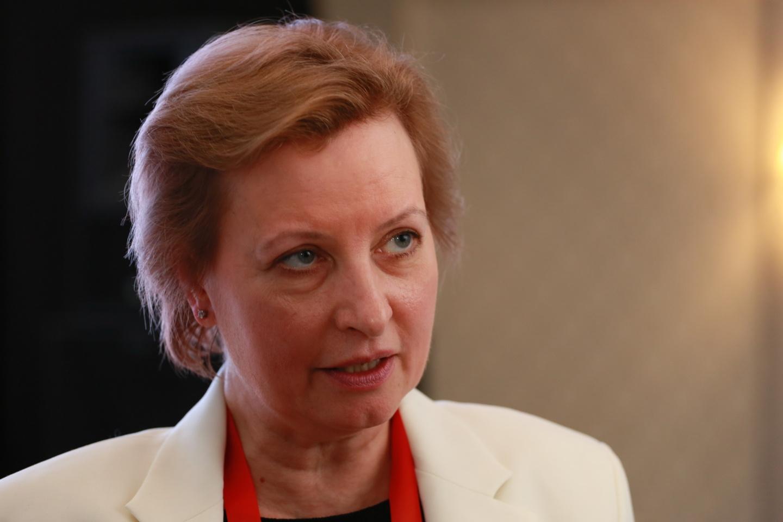 Елена Бахмутова,председатель Совета АФК