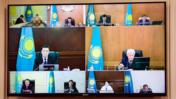 Нерабочий режим в Нур-Султане и Алматы продлен до 13 апреля