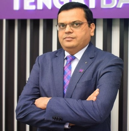 На фото: Паван Сингх, председатель правления Tengri Bank <br>