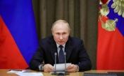 Владимир Путин продлил режим «нерабочих дней» в России до 30 апреля