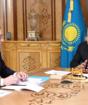 Нурсултан Назарбаев встретился с Ералы Тугжановым