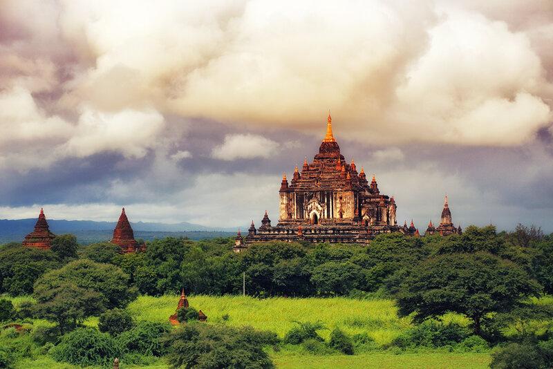 Равнины Багана