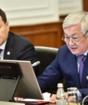 Бердибек Сапарбаев провел заседания штаба по ликвидации последствий ЧС в Кордае