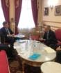 Елжан Биртанов и руководство ЕБРР обсудили вопросы сотрудничества
