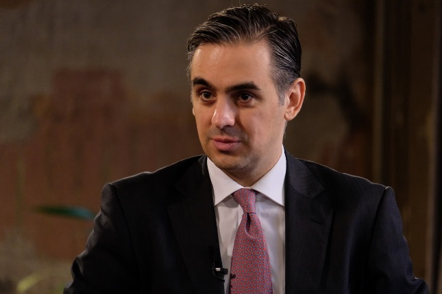 На фото: Гурам Андроникашвили, глава ForteBank