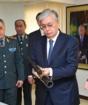 Президент посетил штаб-квартиру ГРУ