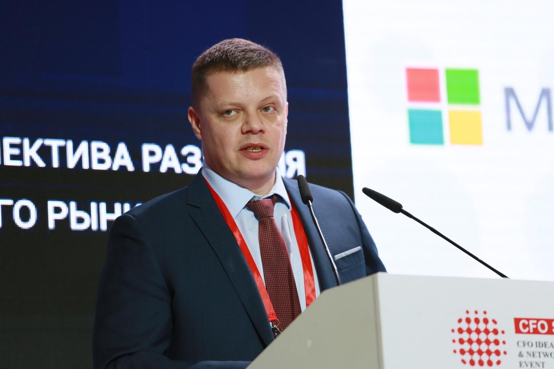 Олег Смоляков, первый заместитель председателя АРРФР