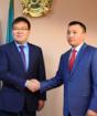 В управлении земельных отношений Туркестанской области назначение