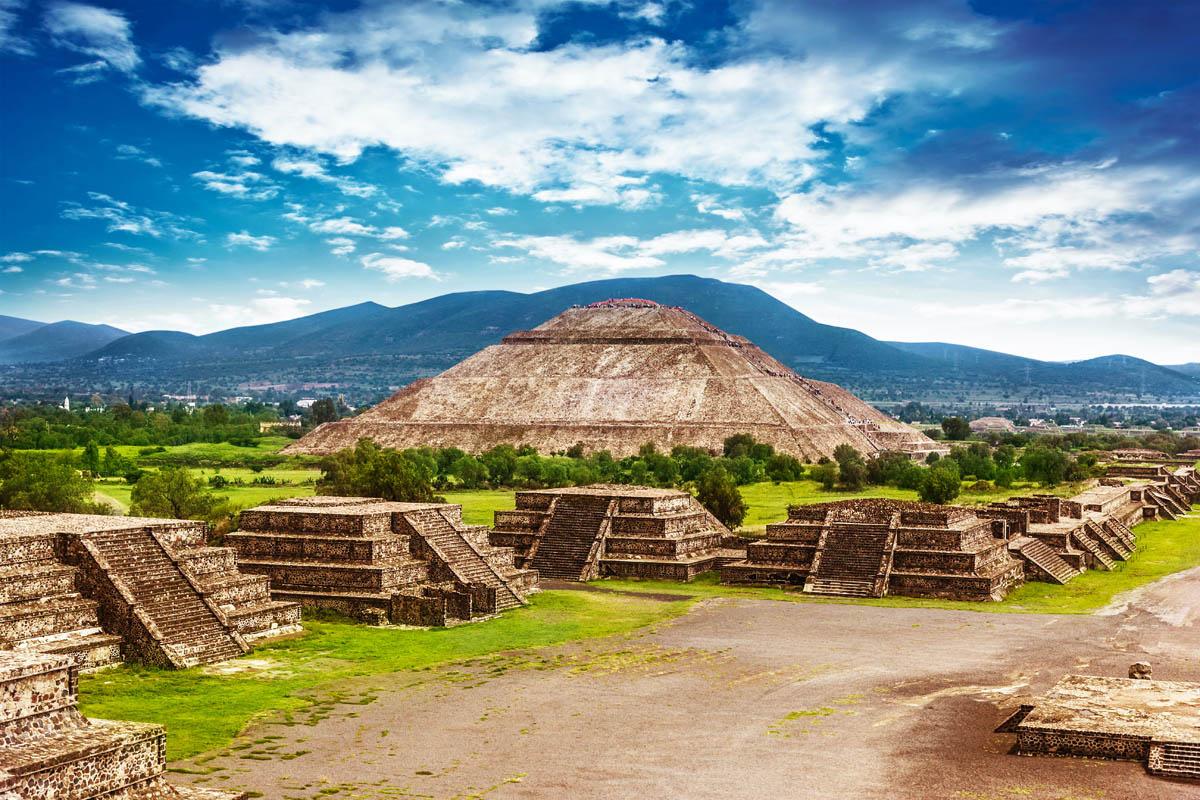 Загадкова і притягальна Мексика