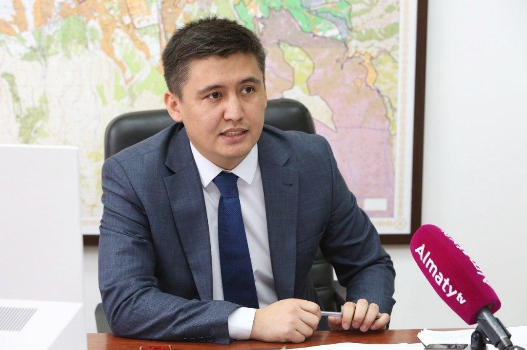 Заместитель руководителя управления городской мобильности г. Алматы Канат Байгоныров