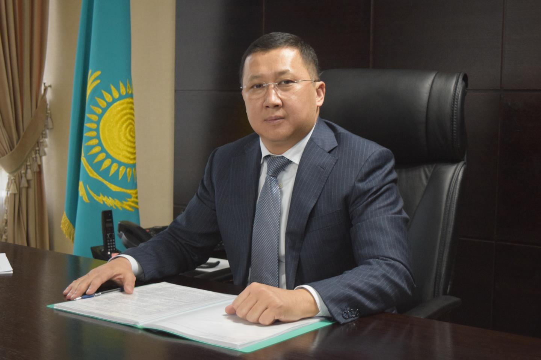 Али Алтынбаев, руководитель Департамента экономических расследований по г. Алматы
