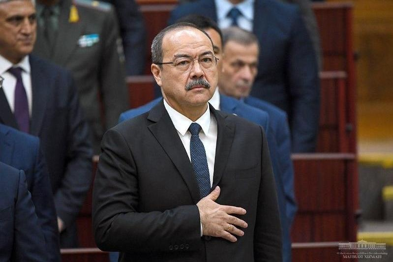 Фото: пресс-служба президента Республики Узбекистан